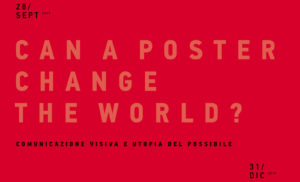 Can a poster change the world?