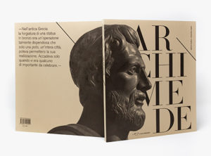 Cover libro Archimede