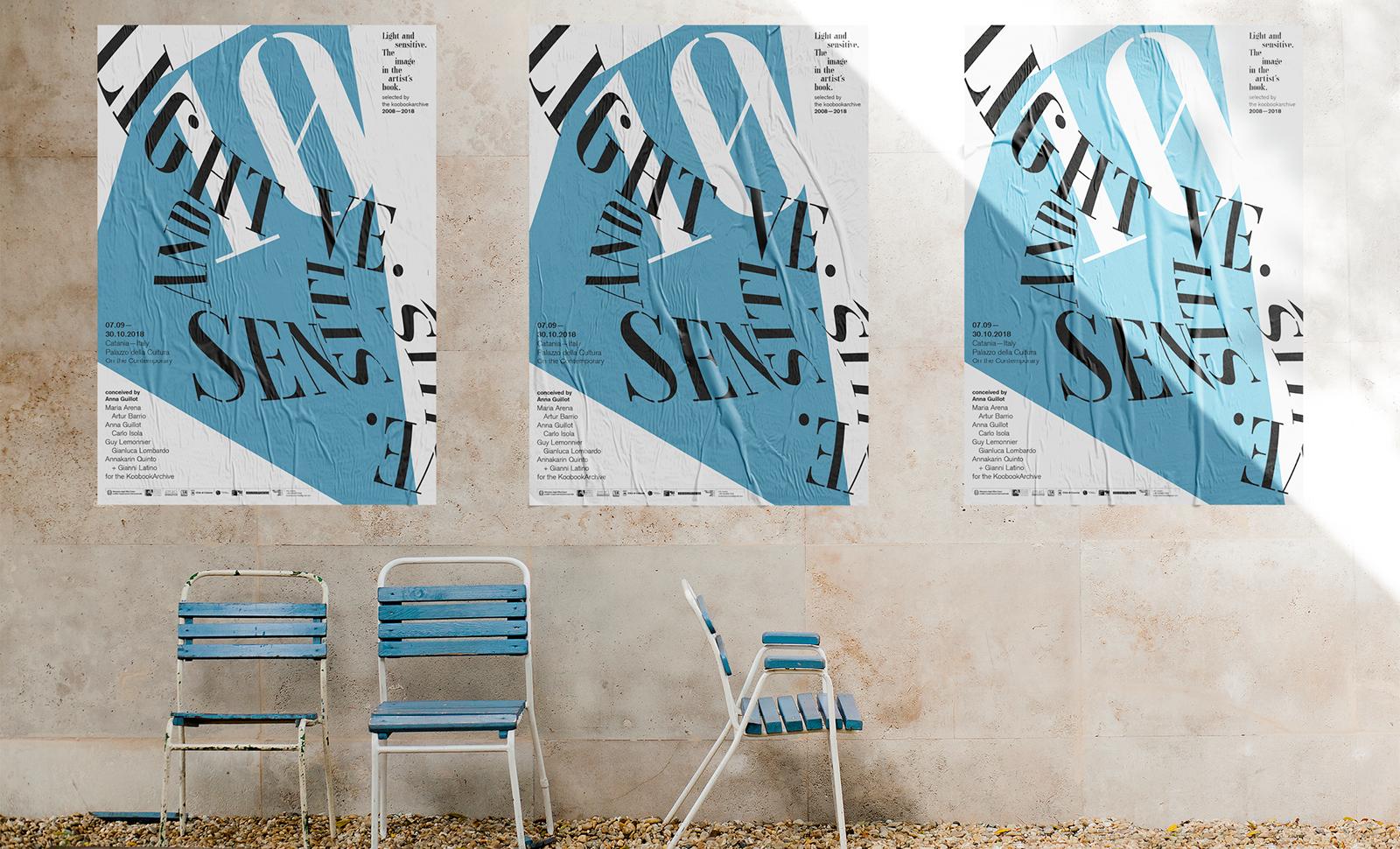 gianni latino, poster istituzionale, formato 67x97 mm, stampa offset, 2018.